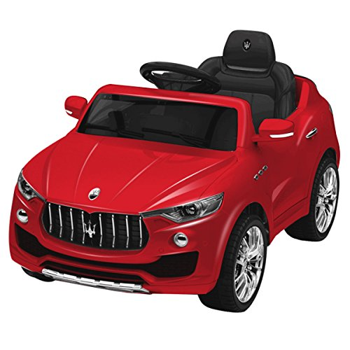 Costzon Kids Ride On Car, Licensed Maserati 6V Battery Power