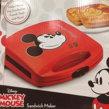Disney Machines (Disney Mickey Mouse Sandwich Maker)