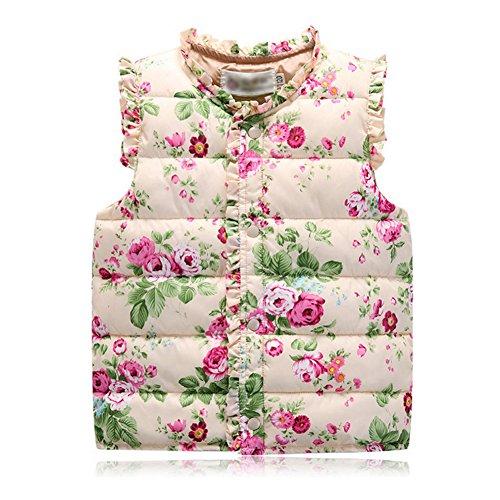 MIOIM Floral Autumn Winter Outerwear