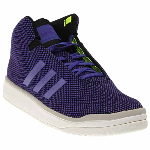 adidas Veritas Mid Women US 10 Purple Sneakers UK - Adidas Cheap Uk