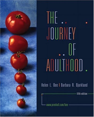 Journey of Adulthood, The (5th Edition)