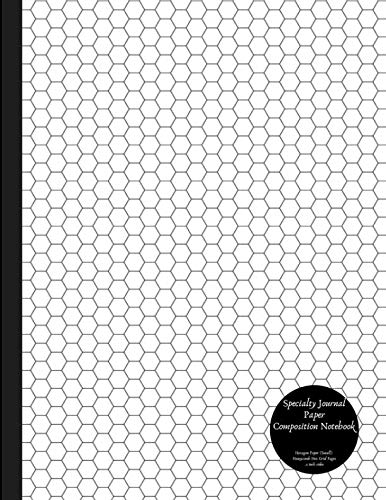- Specialty Journal Paper Composition Notebook Hexagon Paper (Small) Honeycomb Hex Grid Pages .2 inch sides: Honeycomb Hex Bio and Organic Chemistry Exercise Book
