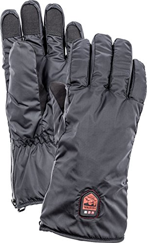 Hestra 34040 Men's Heated liner Gloves, Black - 8 (Hestra Heated Gloves compare prices)
