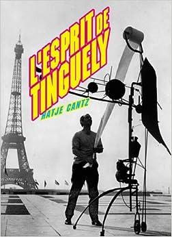 Book Jean Tinguely (German Language Edition)