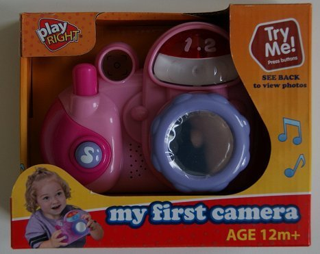 My First Camera Baby Toy, Baby & Kids Zone