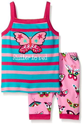 Hatley Girls Electric Butterflies Tank