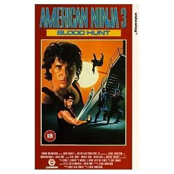 American Ninja 3: Blood Hunt [VHS]: Amazon.es: David Bradley ...