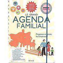 Le grand agenda familial : 2018-2019