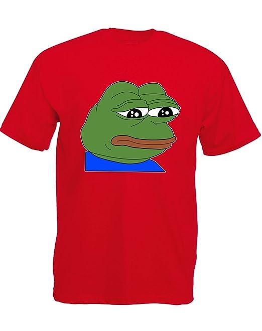 Brand88 - Brand88 - FeelsBadMan, Mann Gedruckt T-Shirt: Amazon.de:  Bekleidung