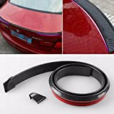 ETbotu Automobile spoiler rubber bar scratch resistant lip protector is suitable for vehicle/truck/SUV