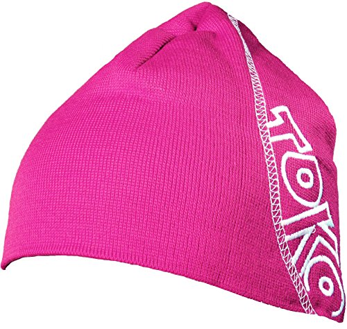 Toko Medium Weight Sina Hat, Race Pink