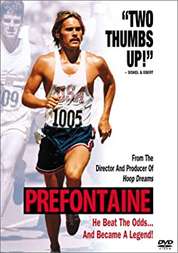 Prefontaine / DVD