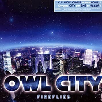 FIREFLIES MP3 TÉLÉCHARGER OWL CITY GRATUIT