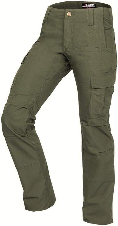 Amazon Com La Police Gear Pantalones De Carga Tacticos Para Mujer Clothing