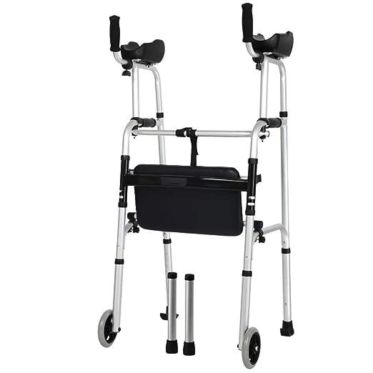 XIANWEI El Andador De Aluminio De Walker Puede Usar Un ...