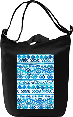 Texture design no. 43 Borsa Giornaliera Canvas Canvas Day Bag| 100% Premium Cotton Canvas| DTG Printing|