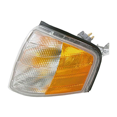 Side Corner Marker Parking Turn Signal Light Driver Left LH for Mercedes C Class (C280 Signal Turn)