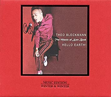 theo bleckmann hello earth