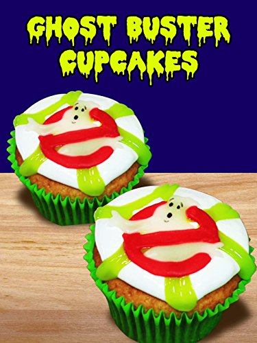 Halloween Ghost Recipes (Ghost Buster Cupcakes)
