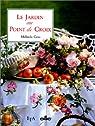 Le jardin au point de croix par Coss
