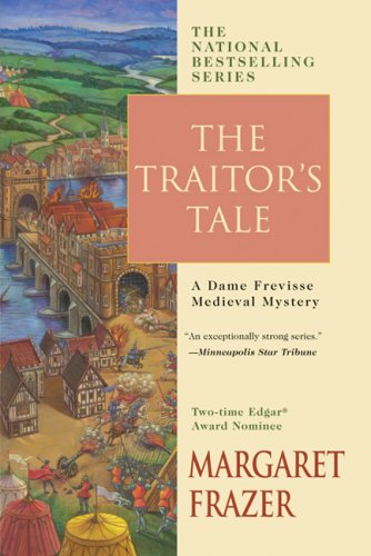 Book cover for The Traitor's Tale