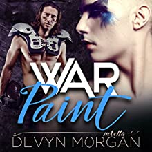 War Paint Audiobook by Devyn Morgan Narrated by Joe Formichella