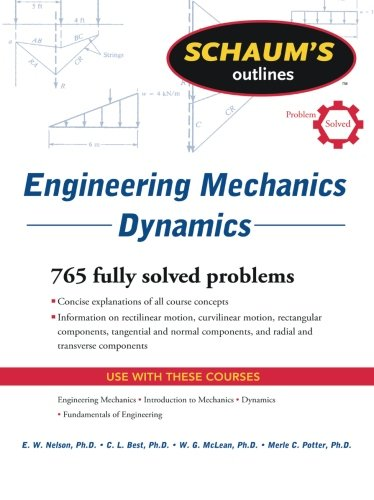 Schaum's Outline of Engineering Mechanics Dynamics (Schaum's Outlines)