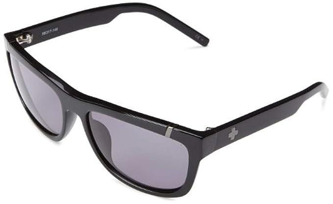 a2dc46c839 Amazon.com  Spy Murena Sunglasses Clear Blue Green Grey