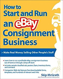 ebay consignment software