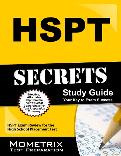 Download HSPT Secrets Study Guide: HSPT Exam Review for the High School Placement Test Pdf