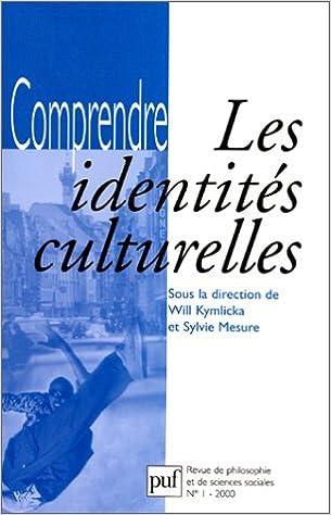 En ligne Comprendre N° 1, 2000 : Les identités culturelles epub pdf