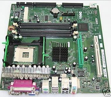 DG279 XF826 R2472 J2865 H1105 H1489 CG566 C7018 FG011 U1324. Dell GX270 Computer Motherboard (Optiplex Gx270 Dell Series)