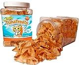 6 oz TunaTreats Premium Bonito Flake Cat Treats in Grip Container, My Pet Supplies