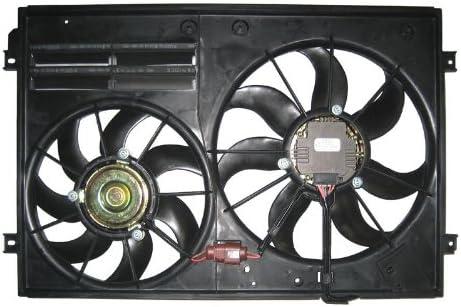 Raffreddamento motore Nrf 47387 Ventola
