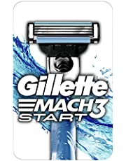 Gillette Mach3 Start Scheermes Met Aqua-Grip Handgreep