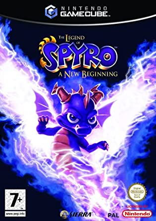 spyro a new beginning gamecube
