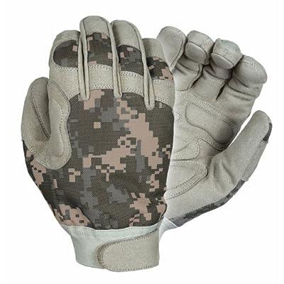 Damascus Nexstar III Medium Weight All Duty Military Gloves with Multi-Cam Camo, Multi-Cam