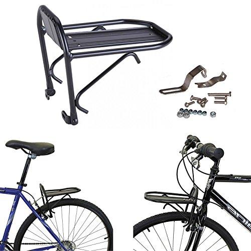 front cargo rack bike - 8