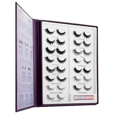 0c6c136b6d6 Amazon.com: Velour Silk Lashes - 2016 Holiday Edition Lash Book: Beauty