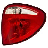Passengers Taillight Tail Lamp Replacement for Dodge Chrysler Van 68241334AA