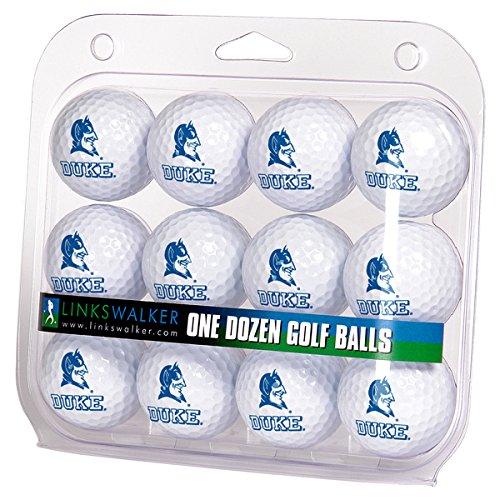 - NCAA Duke Blue Devils - Dozen Golf Balls