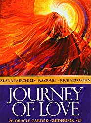 Journey of Love: Oracle Cards & Guidebook Set