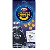 kraft cheese macaroni - Kraft Macaroni and Cheese Dinner, Original Flavor, Star Wars Shapes, 5.5 Ounce Box (Pack of 12 Boxes)