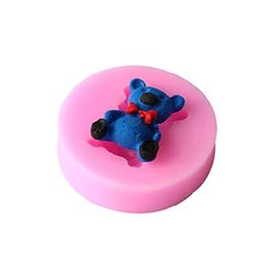 moule silicone gateau ours ourson bébé pate à sucre chocolat