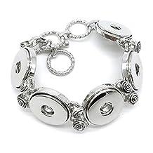 Stoyuan snap button bracelet jewelry Interchangeable bracelet Jewelry Ginger Snap Accessory