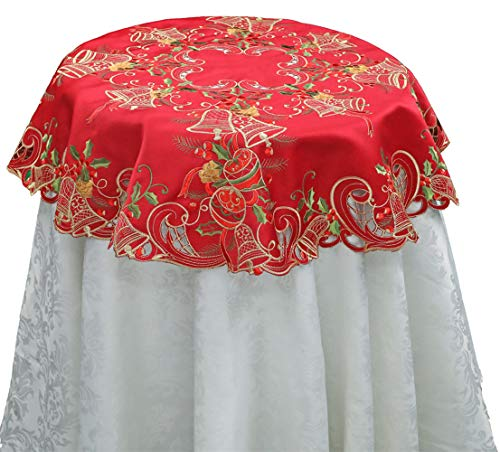 Creative Linens Holiday Christmas Tablecloth 33