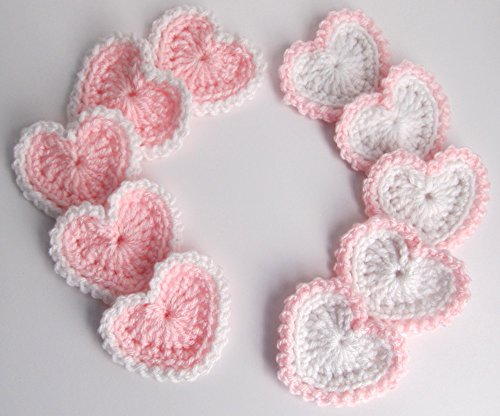 Crocheted Heart - 9