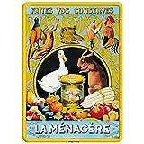 Éditions Clouet 29124 Tableau d'Affichage La Ménagère