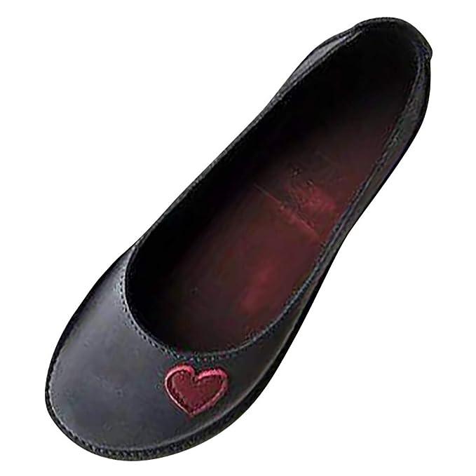 : Sanyyanlsy Zapatos de tacón para mujer con