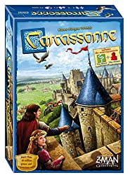 Carcassonne Board Game review